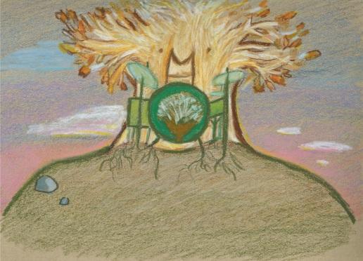 tree-drummer